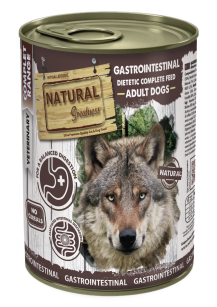 Natural Greatness dla psów GASTROINTESTINAL  400g