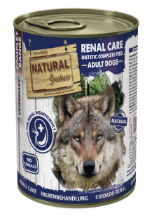 Natural Greatness dla psów RENAL CARE 400g